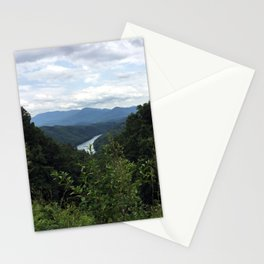 Great Smokey Mountains National Park Stationery Cards