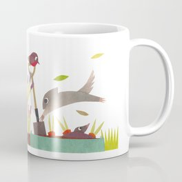 Allotment Coffee Mug