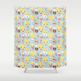 Sweet Pattern Shower Curtain