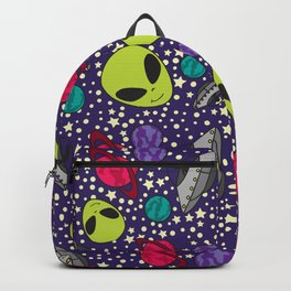 Intergalactic Party Backpack