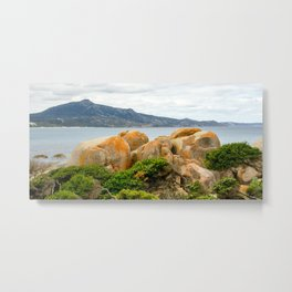 Bettys Beach, Western Australia Metal Print