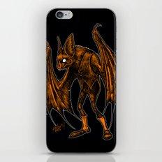 Autumn People 2 iPhone & iPod Skin