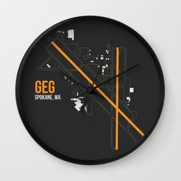 GEG Wall Clock