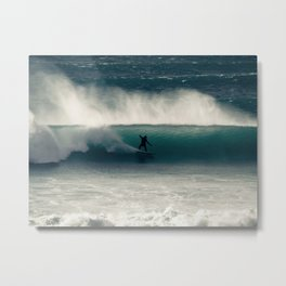 Offshore Perfection Metal Print