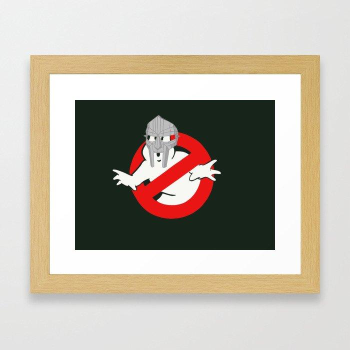 MF Busters Framed Art Print