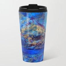 Gold Peaks Metal Travel Mug