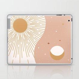Yin Yang Blush - Sun & Moon Laptop & iPad Skin