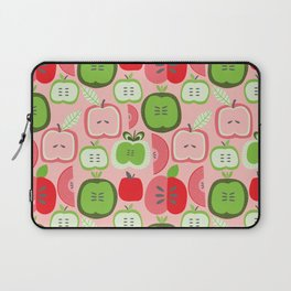 Retro Apples Laptop Sleeve