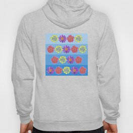 Stacks of Flowers Hoody