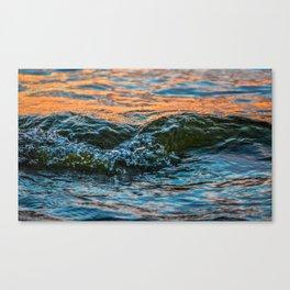 Sea Meets Sky II Canvas Print