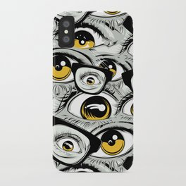 E. 04 iPhone Case