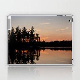 Northern Sunset 002 Laptop & iPad Skin