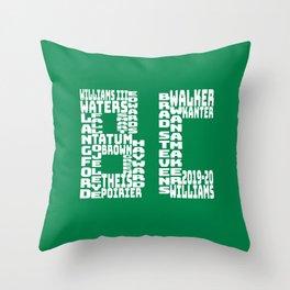 Celtics - BC - 2019 - 2020 Throw Pillow