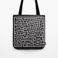 Lost again Tote Bag