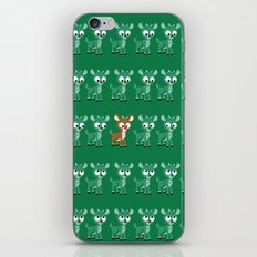 Look, it's Rudolph! (v2) iPhone & iPod Skin