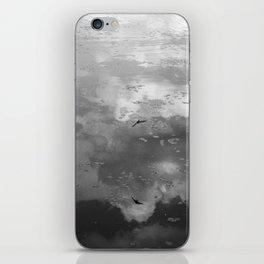 pretty little bird iPhone Skin