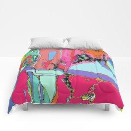 De qué me estas hablando? Comforters