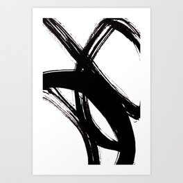 Abstract Wall art, Abstract Print, Black White Abstract Print, Black White Art, Minimalist Print, Ab Art Print