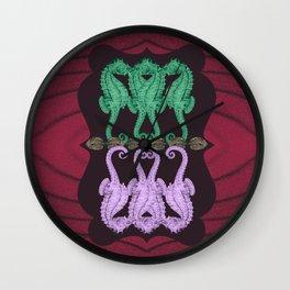 Darkhorse Wall Clock