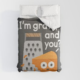 Existential Shred Comforters
