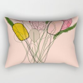 Banksia Party Rectangular Pillow