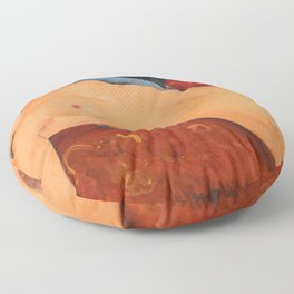 Nu couché 1917 Modigliani Classic Nude Painting Floor Pillow