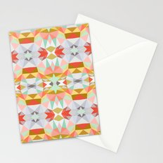 Summer Deco Tribal Stationery Cards