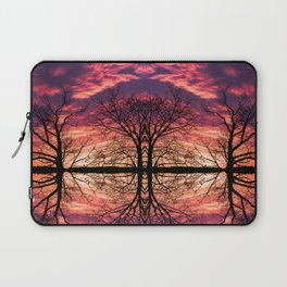 After The Last Leave Falls Laptop Sleeve