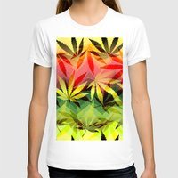 marijuana T-shirts featuring Marijuana by SpecialTees