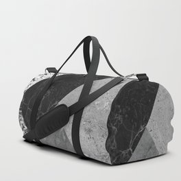 Marble and Granite Abstract Duffle Bag