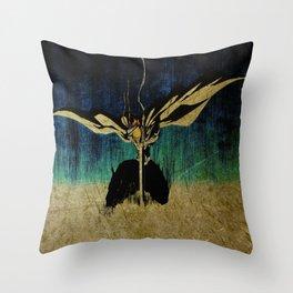 kurosaki Throw Pillow