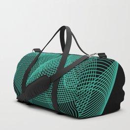 Spirograph II Duffle Bag