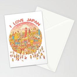 LOVE JAPAN Stationery Cards