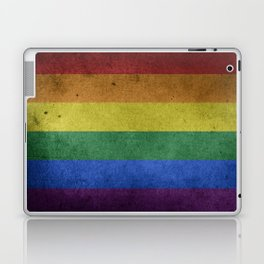 LGBT Pride Flag Laptop & iPad Skin