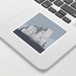 City #5 Sticker
