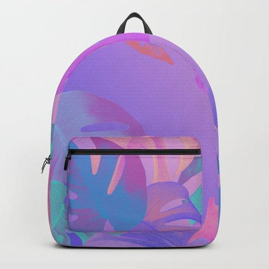 Monstera multi Backpack