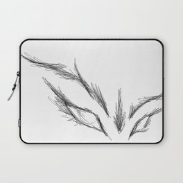 Beauty be damned Laptop Sleeve