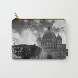 Victoria Parliament Building Carry-All Pouch