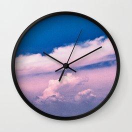 Cloud 08 Wall Clock