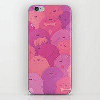 potato iPhone & iPod Skins featuring Potato Chips by Nandi Appleby