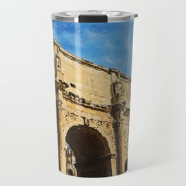 Rome - The Arch of Constantine Travel Mug