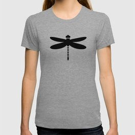 Bugs: abstract Dragonfly T-shirt
