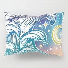 Star Lit Ocean Pillow Sham
