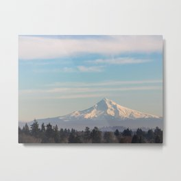 Mount Hood, Oregon Metal Print