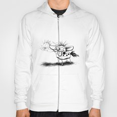 Hyena and the Spider whisker whisk  Hoody