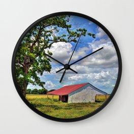 Richmond Farm Wall Clock