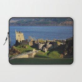 Urquhart Castle - Scotland Laptop Sleeve