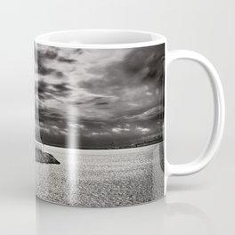 Rogers City Marina Morning Coffee Mug