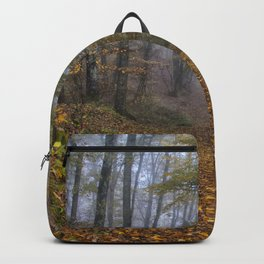 THE AUTUMN WOOD Backpack