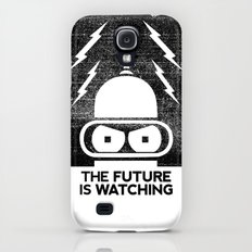The Future Is Watching Slim Case Galaxy S4